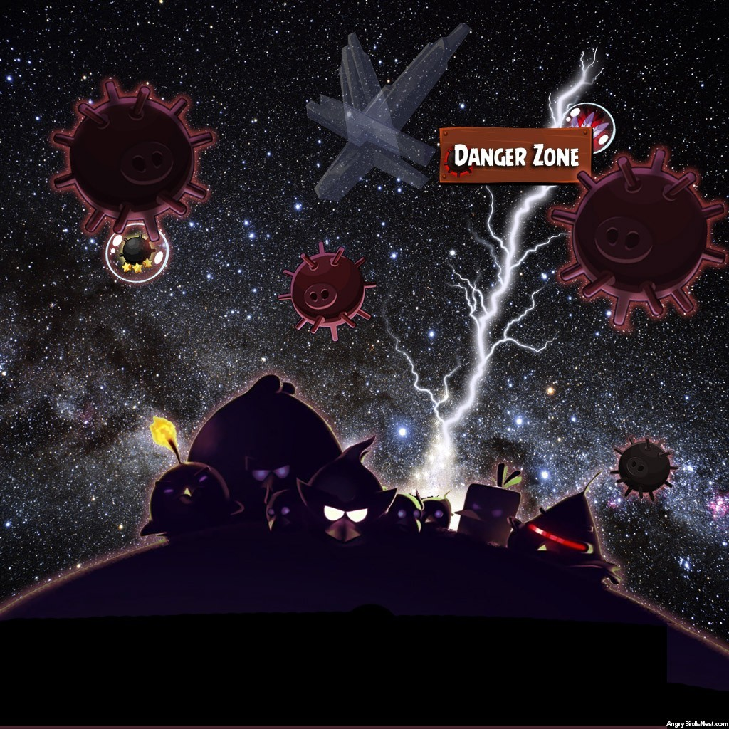 National Geographic Angry Birds Star Wars The Science