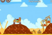 Angry Birds Telepizza Level #1 Walkthrough