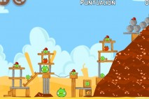 Angry Birds Telepizza Level #4 Walkthrough