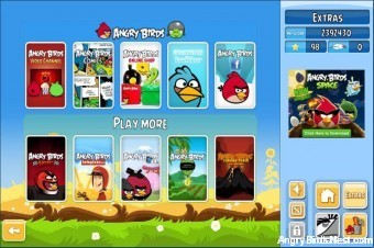 Angry birds rio dvd levels sneak peek | angrybirdsnest.