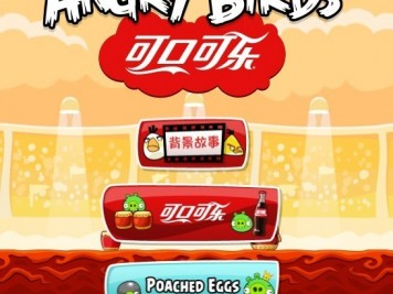 Angry Birds Coca-Cola Featured