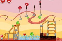 Angry Birds Coca-Cola Level #3 Walkthrough