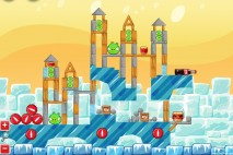 Angry Birds Coca-Cola Level #5 Walkthrough