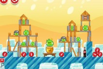 Angry Birds Coca-Cola Level #7 Walkthrough