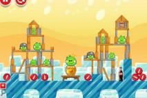 Angry Birds Coca-Cola Level #7 Walkthrough