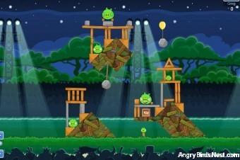Angry Birds Friends Tournament Level 2 – Week 3 – Jun 4th