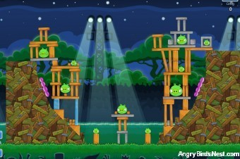 Angry Birds Friends Tournament Level 3 – Week 3 – Jun 4th