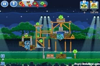 Angry Birds Friends Tournament Level 1 – Week 4 – Jun 11th