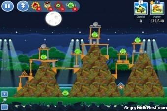 Angry Birds Friends Tournament Level 2 – Week 4 – Jun 11th