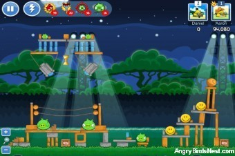 Angry Birds Friends Tournament Level 3 – Week 4 – Jun 11th