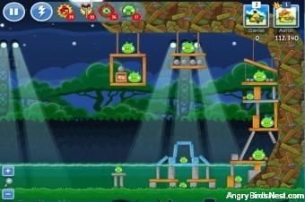 Angry Birds Friends Tournament Level 4 – Week 4 – Jun 11th