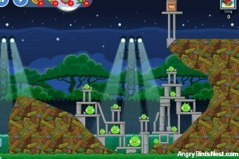 Angry Birds Friends Tournament Level 2 – Week 5 – Jun 18th