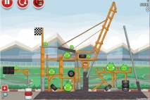 Angry Birds Heikki Silverstone (Britain) Walkthrough