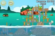 Angry Birds Seasons Piglantis Level 1-15 Walkthrough