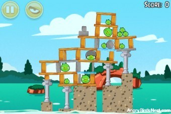 Angry Birds Seasons Piglantis Update Out Now