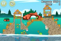Angry Birds Seasons Piglantis Level 1-7 Walkthrough