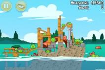 Angry Birds Seasons Piglantis Level 1-8 Walkthrough