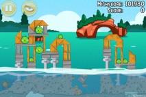 Angry Birds Seasons Piglantis Level 2-10 Walkthrough
