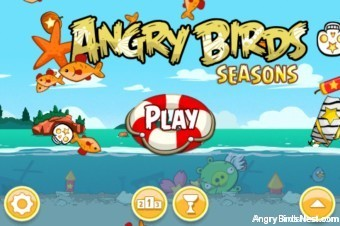 Angry Birds Seasons Is Updated to Welcome Spring