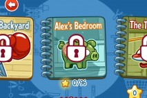 Amazing Alex Episode 3 Alex Bedroom Selection Screen
