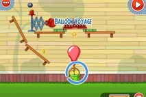Amazing Alex The Backyard Level 2-20 Balloon Voyage Walkthrough
