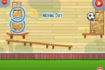 Amazing Alex The Backyard Level 2-29 Moving Day Walkthrough