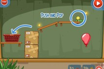 Amazing Alex The Classroom Level 1-11 Push and Pop Walkthrough