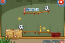 Amazing Alex The Classroom Level 1-3 Mind the Gap Walkthrough
