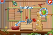 Amazing Alex Level 4-13 The Treehouse Pirate's Puzzle Walkthrough