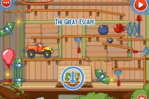 Amazing Alex Level 4-9 The Treehouse The Great Escape Walkthrough