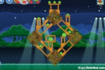 Angry Birds Friends Tournament Level 1 – Week 11 – July 30th
