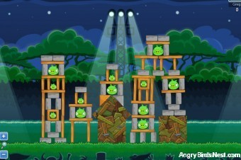 Angry Birds Friends Tournament Level 2 – Week 11 – July 30th