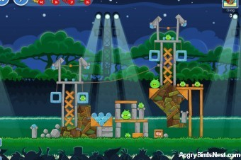 Angry Birds Friends Tournament Level 4 – Week 7 – July 2nd
