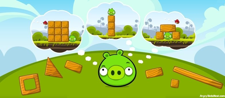 Is A Level Creator Coming Soon To Angry Birds