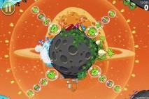 Angry Birds Space Golden Eggsteroid #7 (E-7) Walkthrough