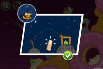 Angry Birds Space Orange Bird Help Screen