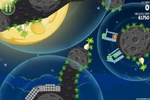 Angry Birds Space Pig Bang Bonus Level S-3 Walkthrough