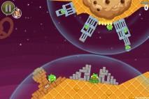 Angry Birds Space Utopia Bonus Level S-9 Walkthrough
