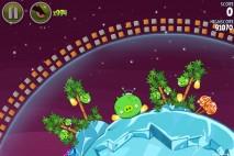 Angry Birds Space Utopia Level 4-13 Walkthrough