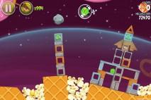 Angry Birds Space Utopia Level 4-14 Walkthrough