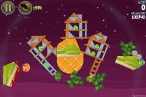 Angry Birds Space Utopia Level 4-16 Walkthrough
