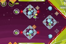 Angry Birds Space Utopia Level 4-17 Walkthrough
