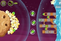 Angry Birds Space Utopia Level 4-18 Walkthrough