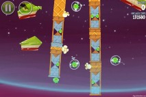 Angry Birds Space Utopia Level 4-19 Walkthrough