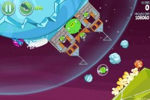 Angry Birds Space Utopia Level 4-23 Walkthrough