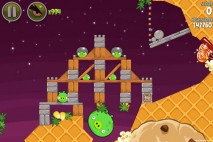 Angry Birds Space Utopia Level 4-24 Walkthrough