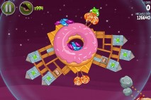 Angry Birds Space Utopia Level 4-28 Walkthrough