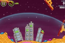 Angry Birds Space Utopia Level 4-29 Walkthrough