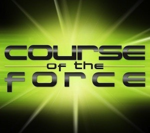 Course of the Force Logo