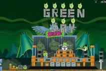 Angry Birds Friends Green Day Golden Grenade #1 Walkthrough